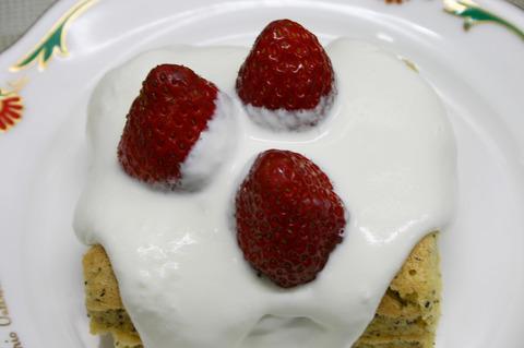 「糖質制限パン」と「糖質制限パンケーキ」の試作