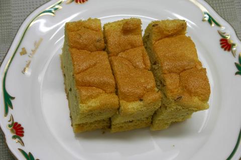 クミン入りパン