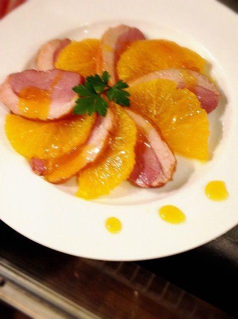 合鴨オレンジ