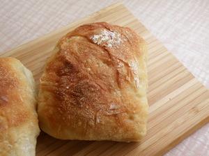 『パンを焼く②』