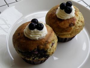 『Blueberryとクリームチーズのソイマフィン』
