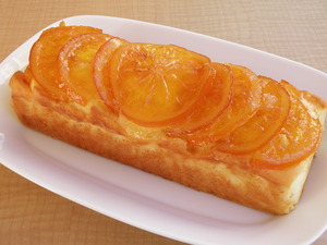 『Cake orange』