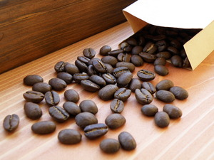 『珈琲豆の保存の仕方』