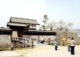 松代城跡門