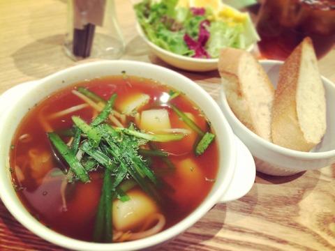 160208魚介の辛味スープ
