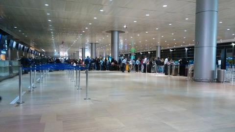 イスラエル-ベングリオン空港