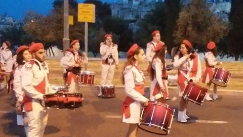 イスラエル-イースターパレード