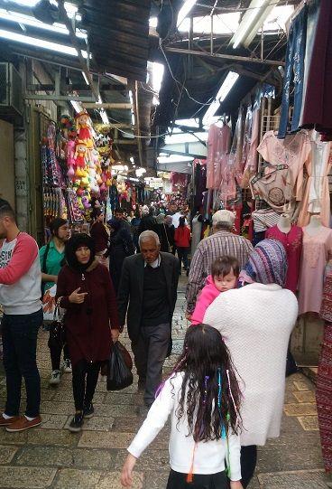 イスラエル-エルサレム旧市街