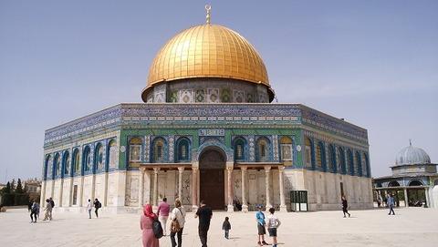 イスラエル-岩のドーム