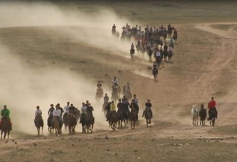 モンゴル乗馬キャラバン2007-01