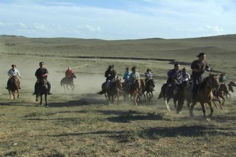 モンゴル乗馬キャラバン2007-02