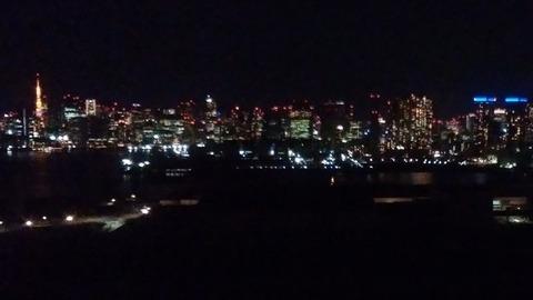 Tokyoの夜景