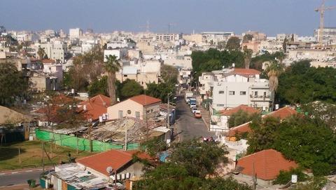 イスラエル-テルアビブ