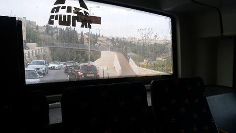 イスラエル-パレスチナ自治区検問
