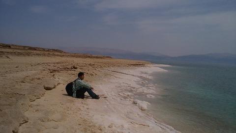 イスラエル-死海03