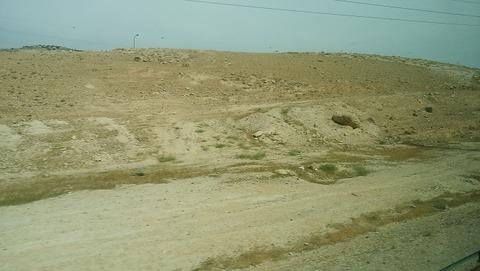 イスラエル-荒野