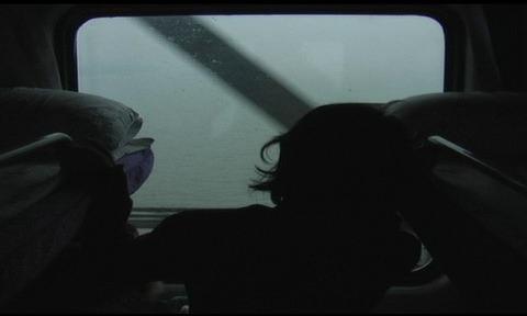 中国の車窓