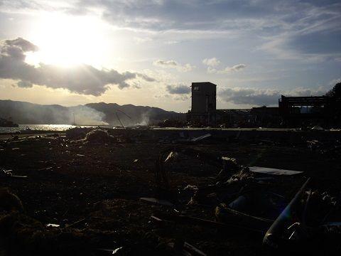 南三陸町2011.5