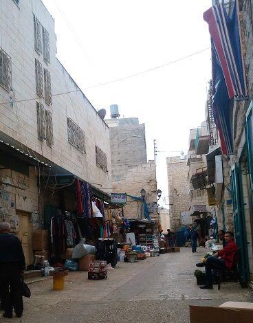 イスラエル-ベツレヘム01