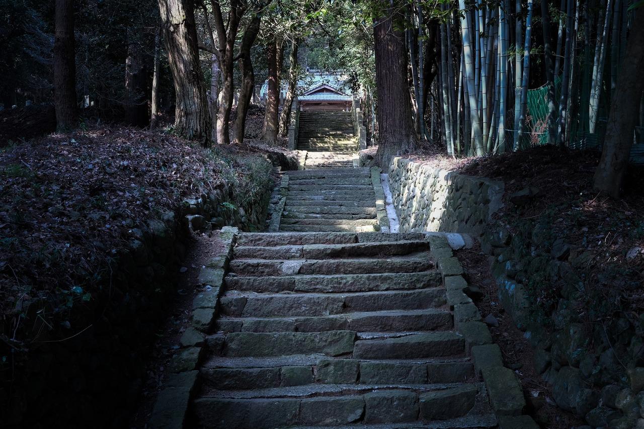 安志姫神社 姫路 神社 参道