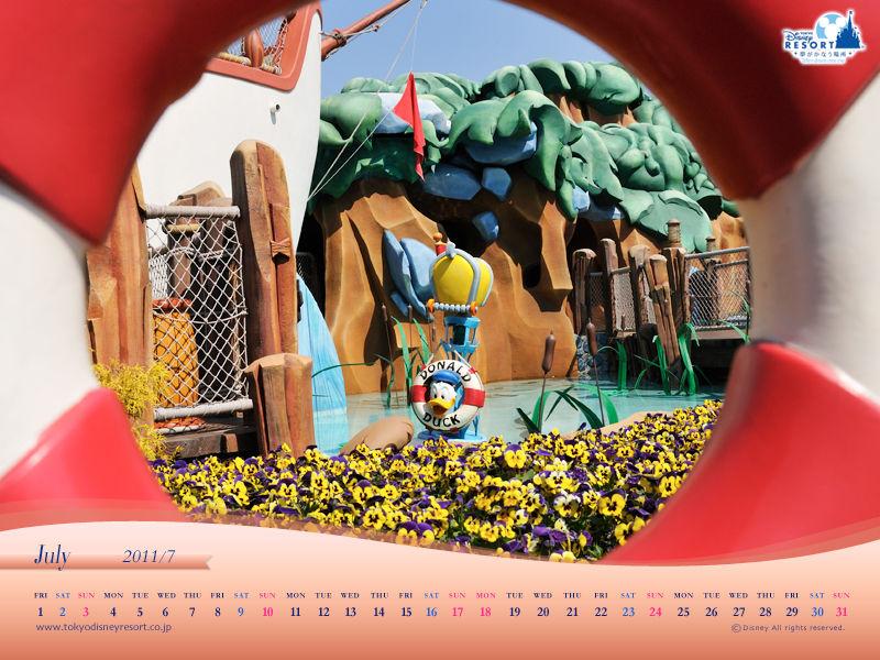 カレンダー 2015年カレンダー無料プレゼント : ディズニー壁紙カレンダーの ...