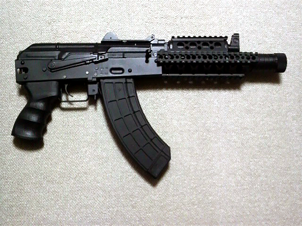 AKS Custom : ??? AEG : GUN-ZU...