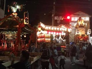 佐倉の秋祭り2018