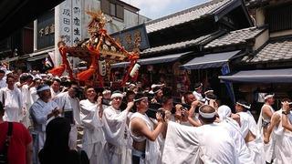 埴生神社祭礼20182