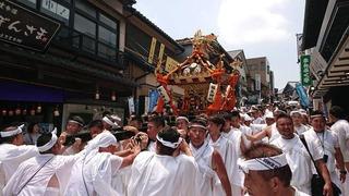 埴生神社祭礼20181