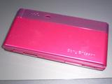 どピンクな携帯