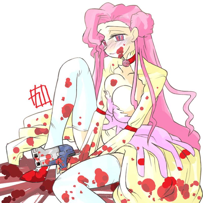 血染めのユフィ