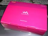 どピンクな箱