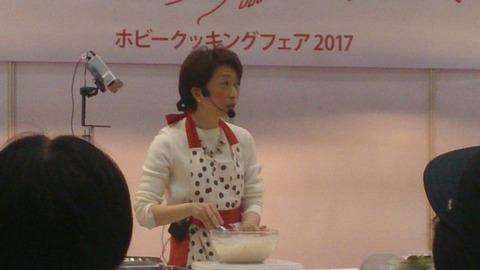 2ホビークッキングフェア田戸先生