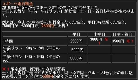 201309成田スポーツランド料金表