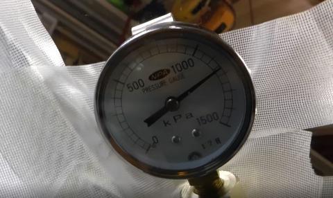 リバース油圧
