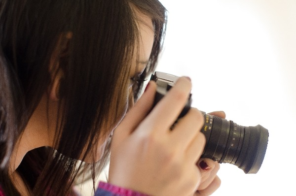woman-camera