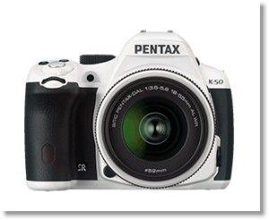 ペンタックス k50 ファームウェア