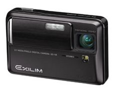 CASIO EXILIM Hi-ZOOM EX-V8 BK(ブラック)