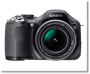 CASIO EX-FH20