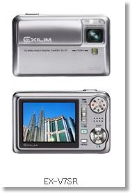 CASIO EXILIM Hi-ZOOM EX-V7