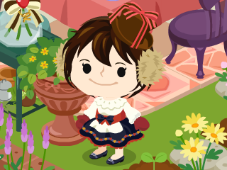 ☆.。.:*・゚☆.。.:*・゚☆ のんびり・ぽかぽか Tea Room ☆.。.:*・゚☆.。.:*・゚☆-お洋服ゲット!