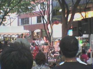 定禅寺ストリートジャズフェスティバル 2007