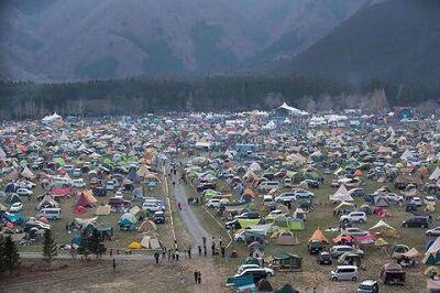 キャンプブーム