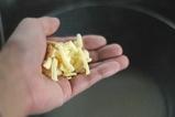 チーズを入れる