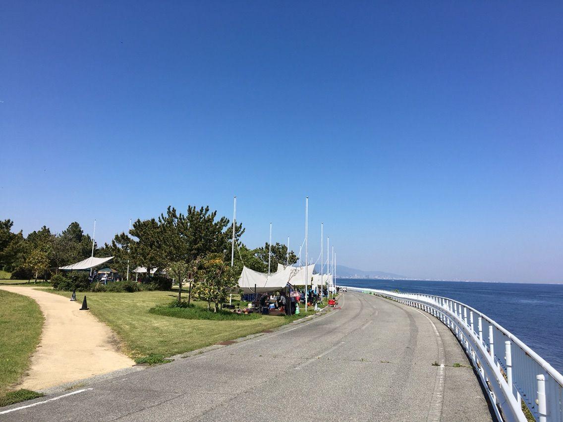 海峡 公園 明石