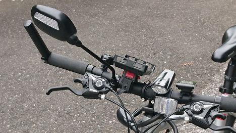 クロスバイクのパーツを交換、これは失敗だったかも?4
