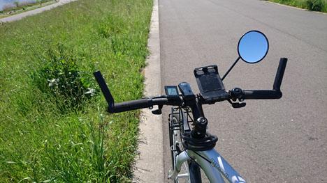 クロスバイクが最高に楽しいシーズンになりましたね!3