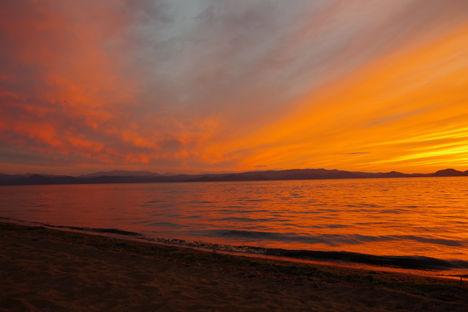 猪苗代湖畔の天神浜オートキャンプ場4
