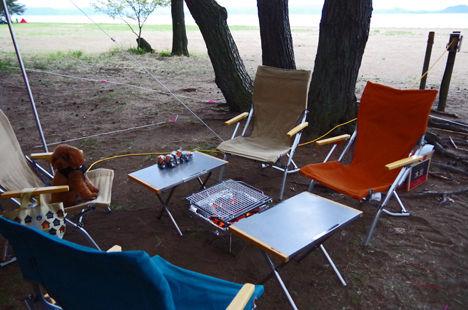テント購入前に、一番くつろげる空間はどこか考えましょう!