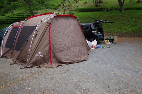 飯能のせせらぎキャンプ場28